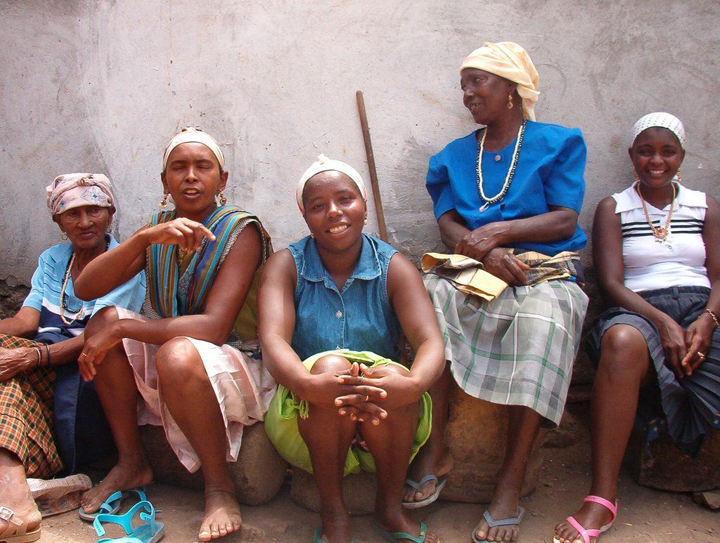 Kaapverdische vrouwen